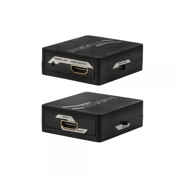 HDMI UHD Wandler