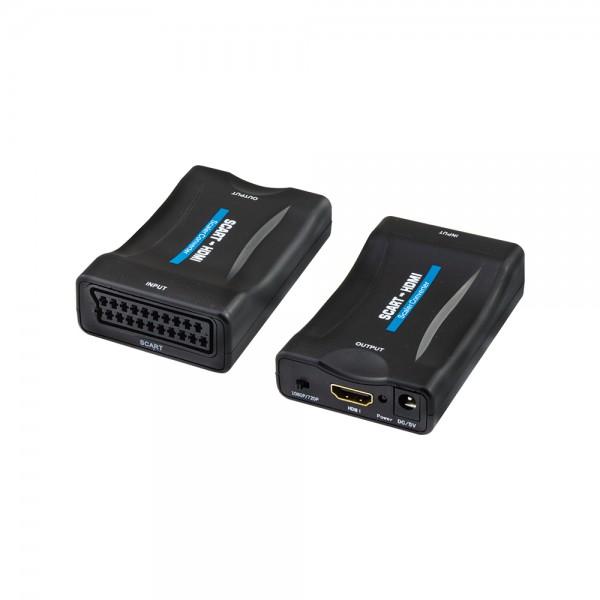 Scart zu HDMI Wandler