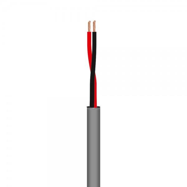 Lautsprecher-Leitung twinaxial, 100m