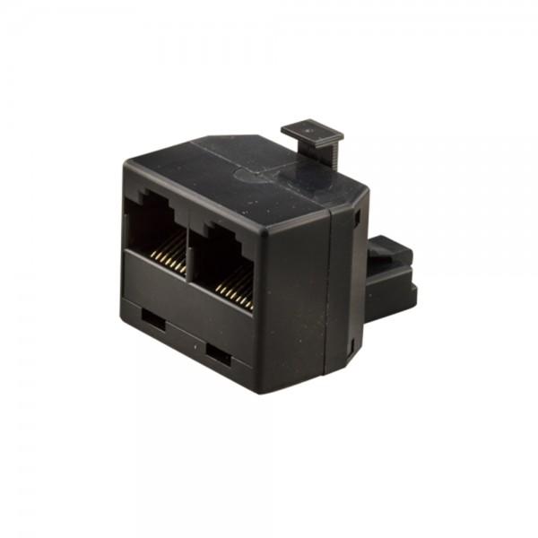 ISDN-Verteiler, 2-fach