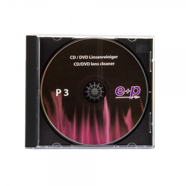 CD-/ DVD-Laser-Reiniger