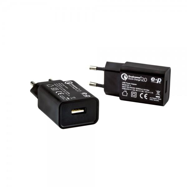 Quick Charge™ USB-Ladegerät