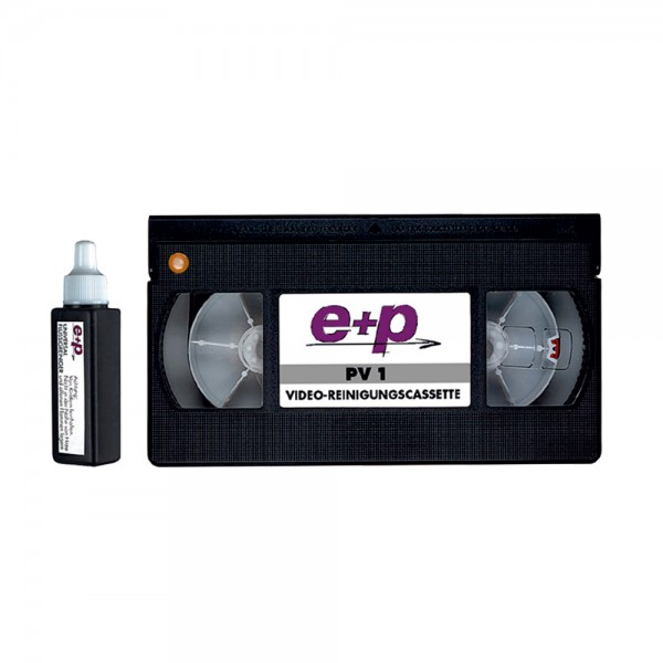 VHS Video Reinigungscassette
