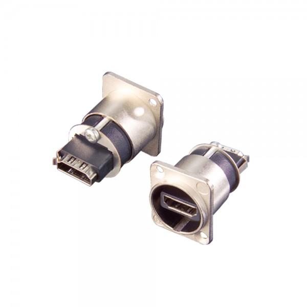 HDMI Einbaubuchse lose