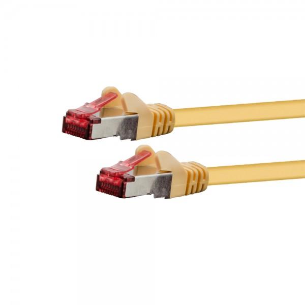 CAT.6A Verbindungskabel nach ISO 11801 0,25m lose