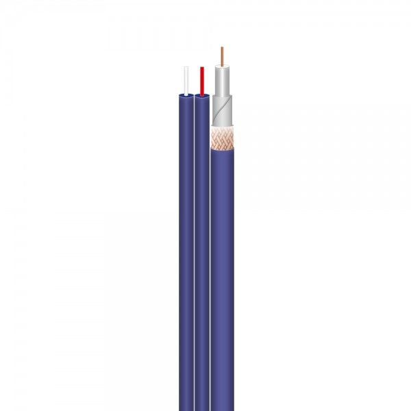 Video-Spezial-Kabel, 3adrig