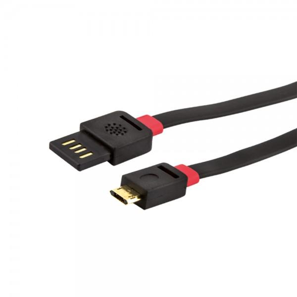 Micro-USB Anschlusskabel AB reversibel 1,0m