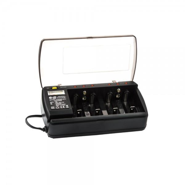 Batterie Lade- und Entladegerät