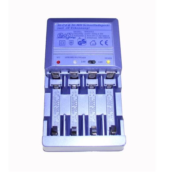 Batterie-Schnell-Ladegerät