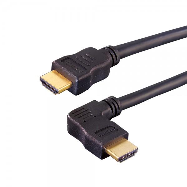 HDMI-Winkel-Anschlusskabel 2,0m