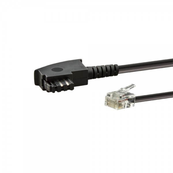 ISDN-NTBA Anschlusskabel 6,0m
