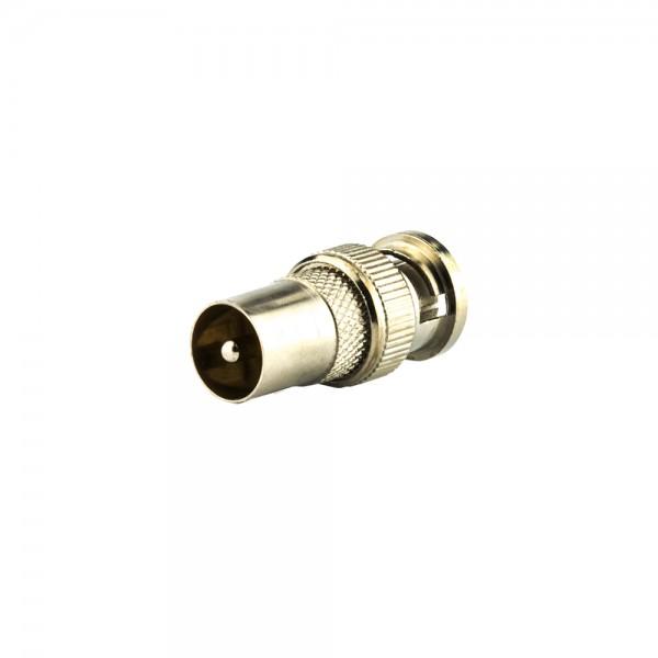 BNC-Koax-Adapter lose