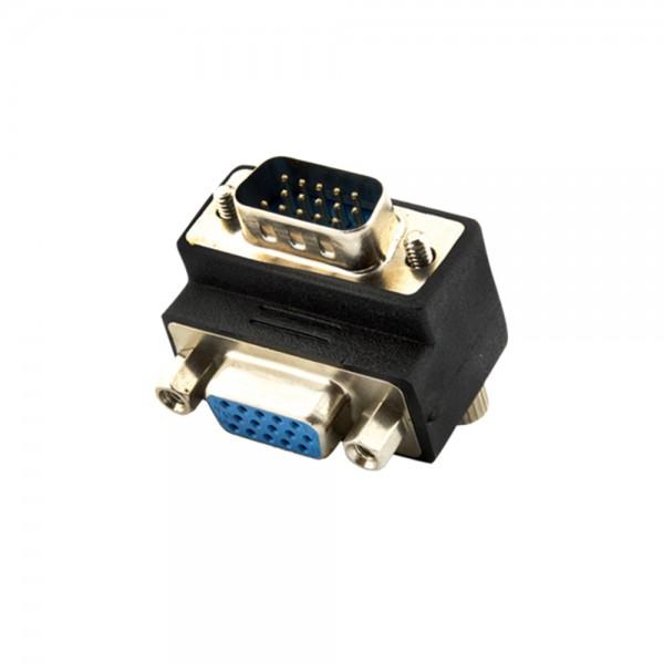 VGA Winkeladapter